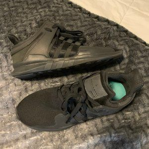 Adidas Equipment Triple Black Sneakers